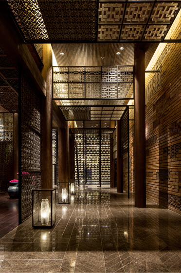 Strickland Project Ritz Carlton Tianjin Chinese